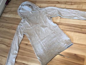 Hooded Shirt light grey