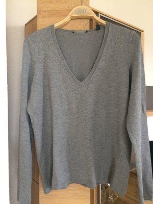 Dünner grauer Pullover von Esprit
