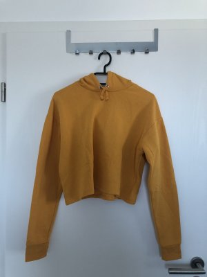 H&M Hooded Sweatshirt light orange
