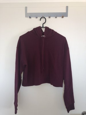 H&M Hooded Sweatshirt purple