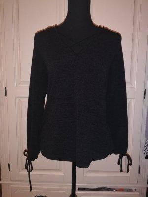 Lilian Hooded Sweater black