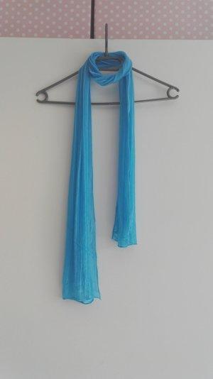 Dünner leichter Schal mit Streifen
