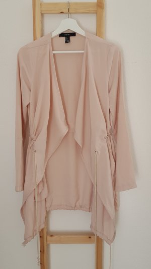 Forever 21 Robe manteau vieux rose