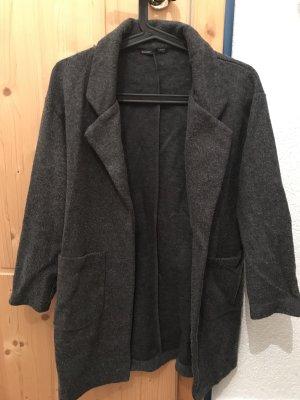 Zara Fleece Coats multicolored