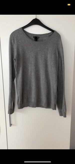 H&M Jersey sin mangas gris