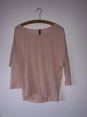 Amisu Jersey holgados color rosa dorado