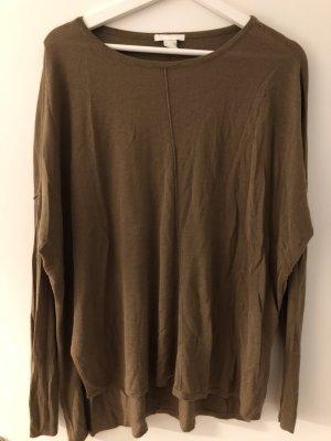 Dünner Pullover, Größe L