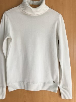 s.Oliver Turtleneck Sweater natural white