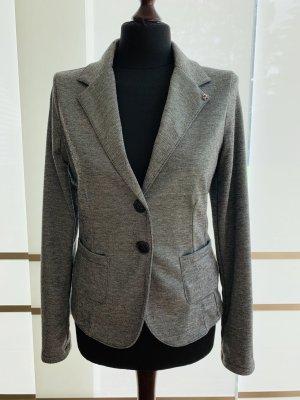 Dünner Sweatshirt-Blazer von Esvidid Gr.36