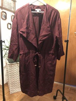 H&M Wraparound Jacket multicolored lyocell