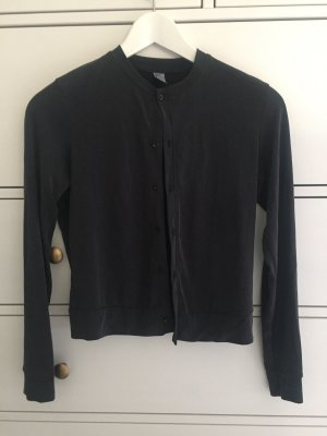 American Apparel Shirt Jacket anthracite-black