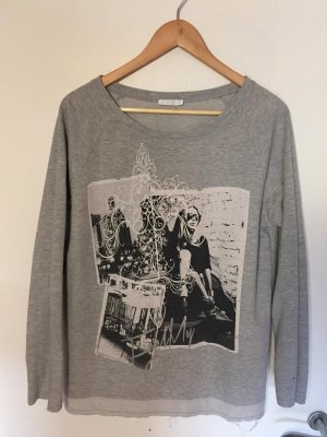 Dünnes Sweatshirt