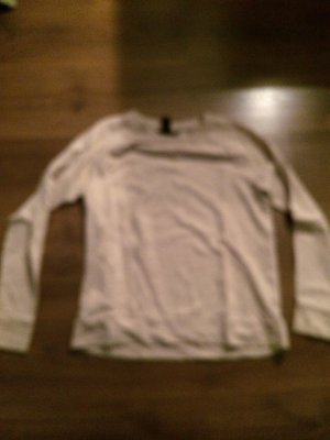Dünnes Sweatshirt ohne kaputze