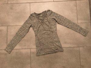 Hollister Felpa grigio-grigio chiaro