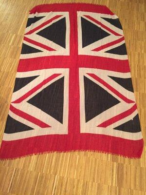 Dünnes Tuch mit Flagge