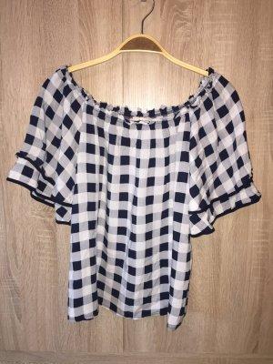 Carmen blouse veelkleurig Viscose