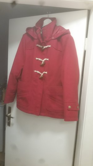 C&A Duffel Coat red
