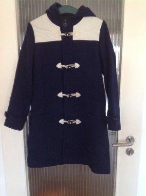 Duffle Coat Mantel A.P.C. blau M