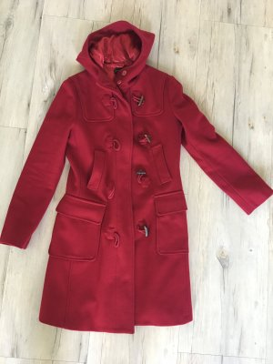 Benetton Duffel Coat multicolored