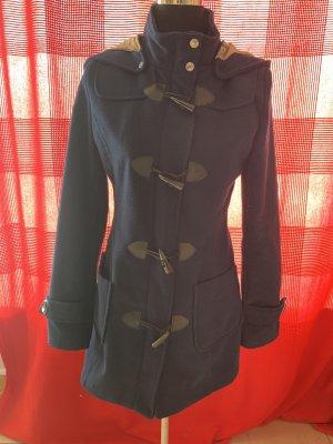 Duffel Coat dark blue