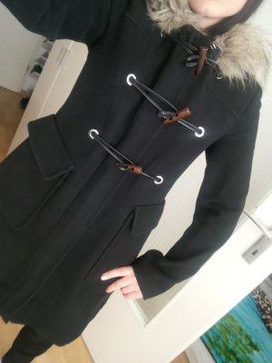 Asos Duffel Coat black