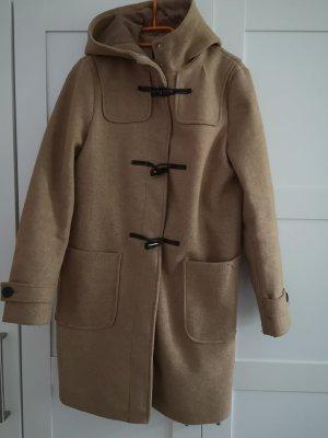 Reserved Duffel Coat camel