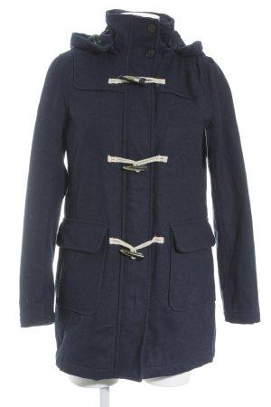 Montgomery blu scuro stile da moda di strada