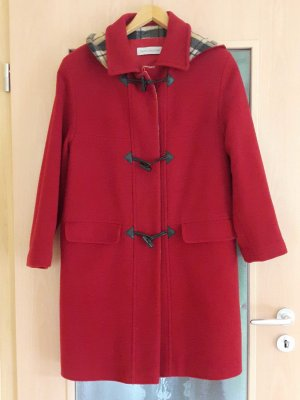 Franco Callegari Duffel Coat dark red