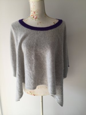 ❤️ DUFFY Cashmere Pullover Poncho Gr. S