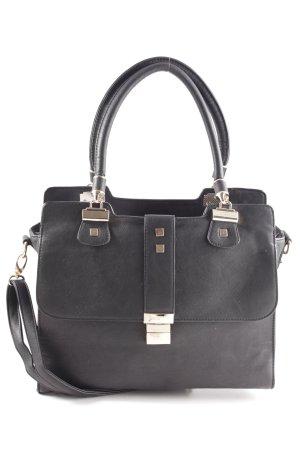 Dune Handtasche schwarz Business-Look