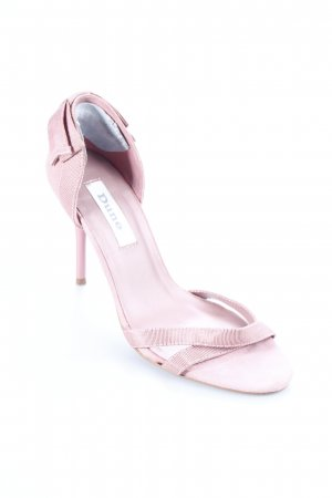 Dune High Heel Sandaletten altrosa Business-Look