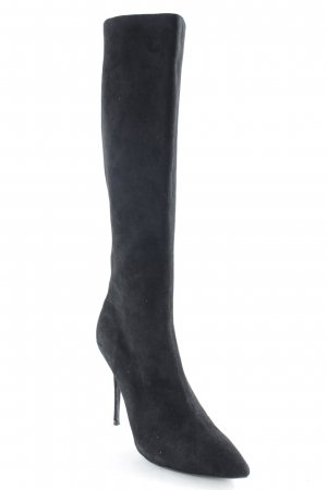 Dune High Heel Stiefel schwarz Casual-Look