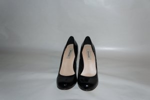 Dune London Heels Schwarz Gr. 38