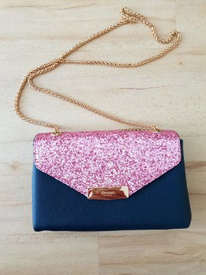 Dune London Umhängetasche glitzer party clutch Pailletten