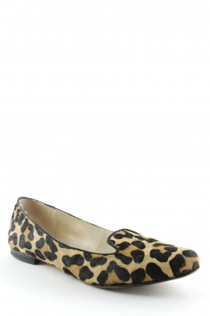 Dune Mary Jane Ballerinas Animalmuster Casual-Look