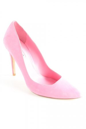 Dune Spitz-Pumps rosa Party-Look