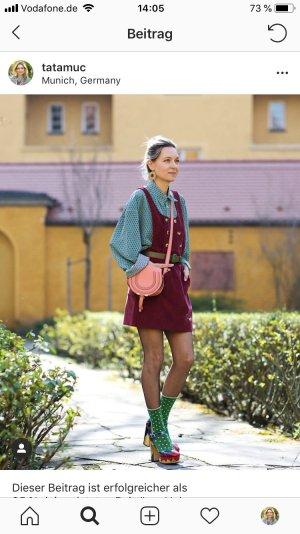 Dungaree Dress aus London - Miss Patina