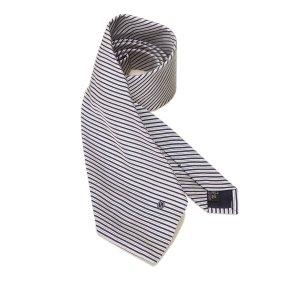 Dunhill Printed Silk Necktie