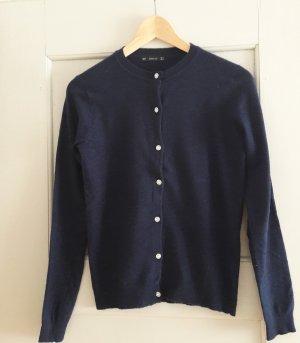 Dunkel Blau Pullover von Zara