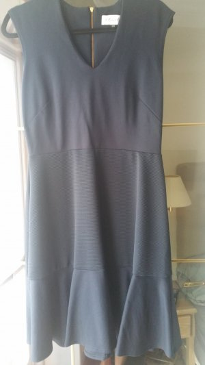 Closet Shortsleeve Dress dark blue