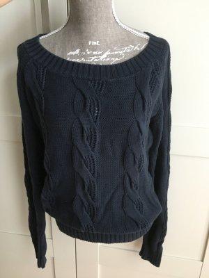 Benetton Knitwear steel blue-cornflower blue
