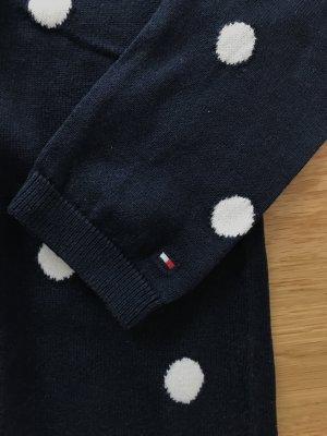 Dunkel Blauer Tommy Hilfiger Pullover - Ungetragen