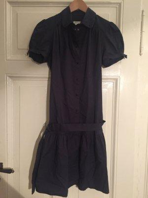 dunkel blaues Kleid von sessun