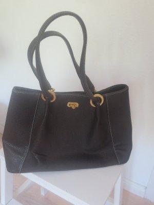 dunkel braune elegante Tasche