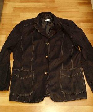 dunkel braune Jacke/ Jacket/Übergangsjacke von Bonita in Gr. 44