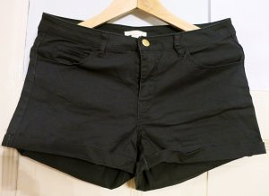 dunkel grüne Shorts, H&M, Gr.38