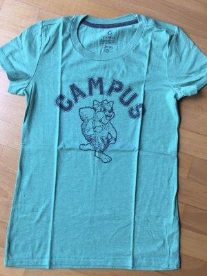 Dunkel grünes T-Shirt