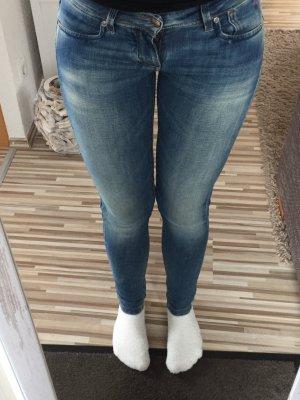 Dunkelblau Jeans von only