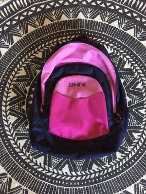 Dakine School Backpack dark blue-pink