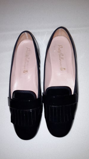 Pretty ballerinas Patent Leather Ballerinas dark blue-black